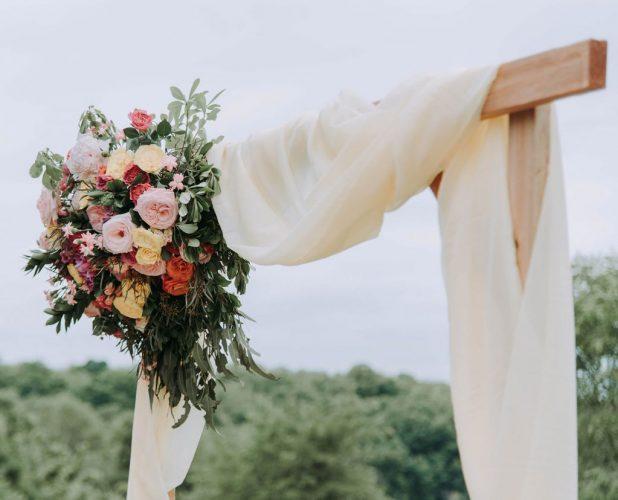 Fleurs mariage traiteur